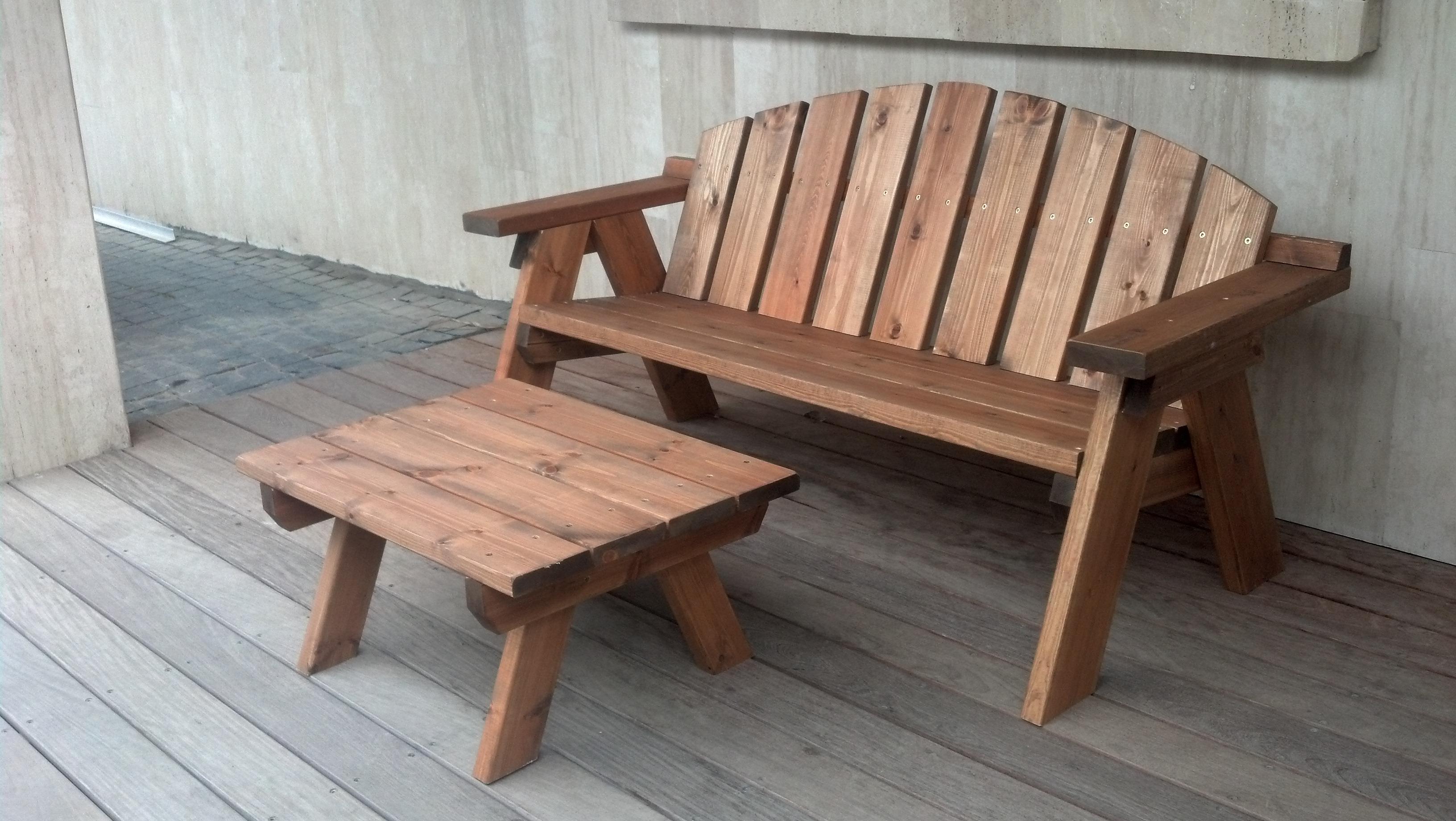 מערכות ישיבה מעץ